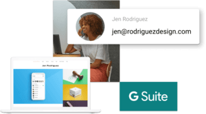 Example Format site with GSuite integration