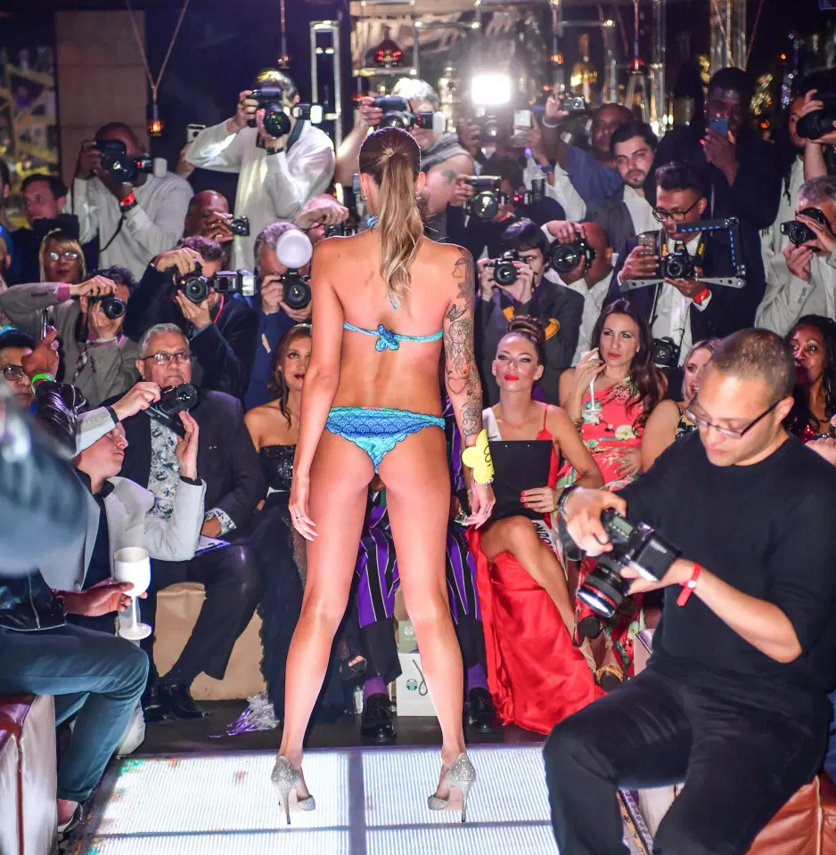 Marco Gafarelli took part as photographer at the Miss Central London beauty pageant that took place last night – and dozens of stunning models strut their stuff in the hopes of getting through to the next round.