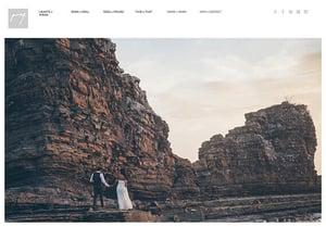 Parker Young Wedding Photography Portfolio
