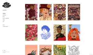 Katie Mulligan online portfolio