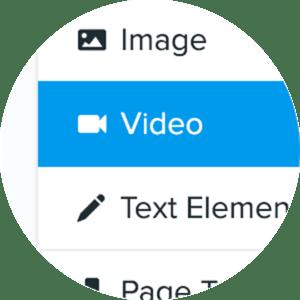 Simple video embedding