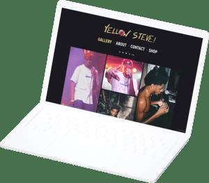 music talent portfolio