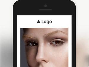 Model Portfolio high definition retina images