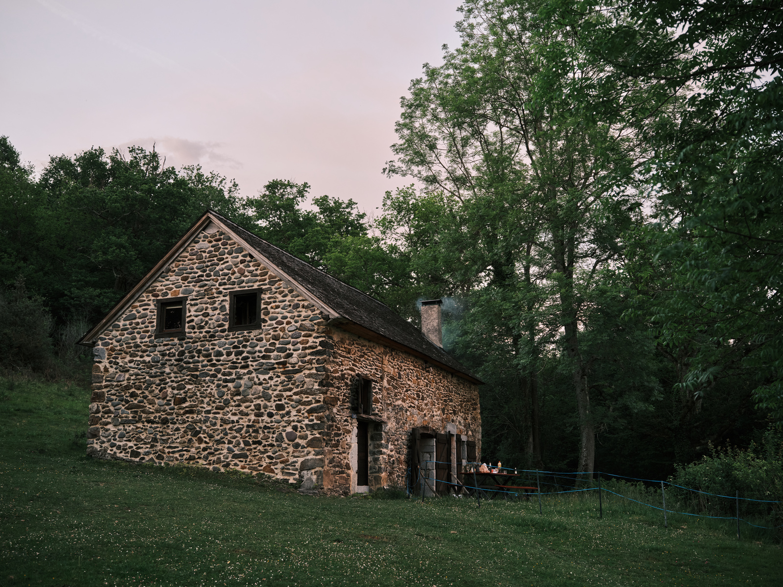 Our Barn for the weekend