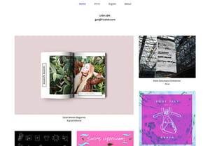 Lisa Lok Graphic Design Portfolio
