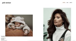 Galla Martyna online photography portfolio