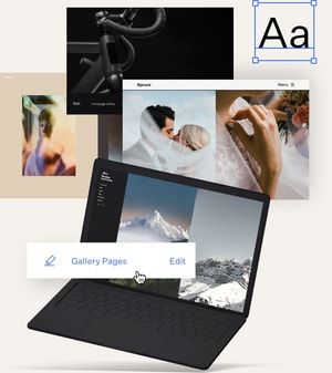 Designing your photography website