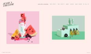 Jessica Ebelhar online portfolio