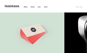 Designer Portfolio Website