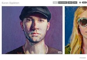 Karen Appleton Artist Portfolio