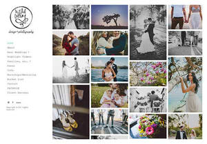Wild Whim Design Wedding Photography Portfolio