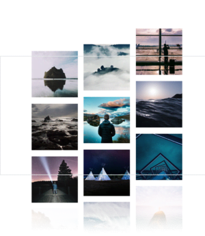 Format user's brand images