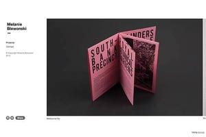 Melanie Blewonski Design Portfolio