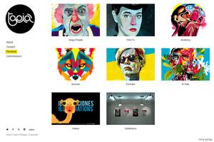 Alvaro Tapia Illustrator Portfolio