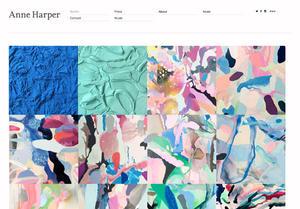 Anne Harper Artist Portfolio