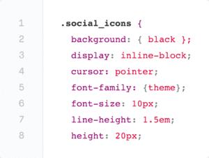 Design Portfolio custom html, css, and javascript