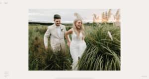Benjamin and Elise online photography portfolio