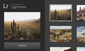 Lightroom integration for Format